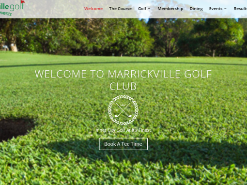 Marrickville Golf Sporting & Community Club