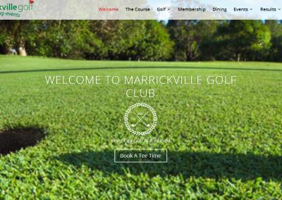 Marrickville Golf Sporting & Community Club
